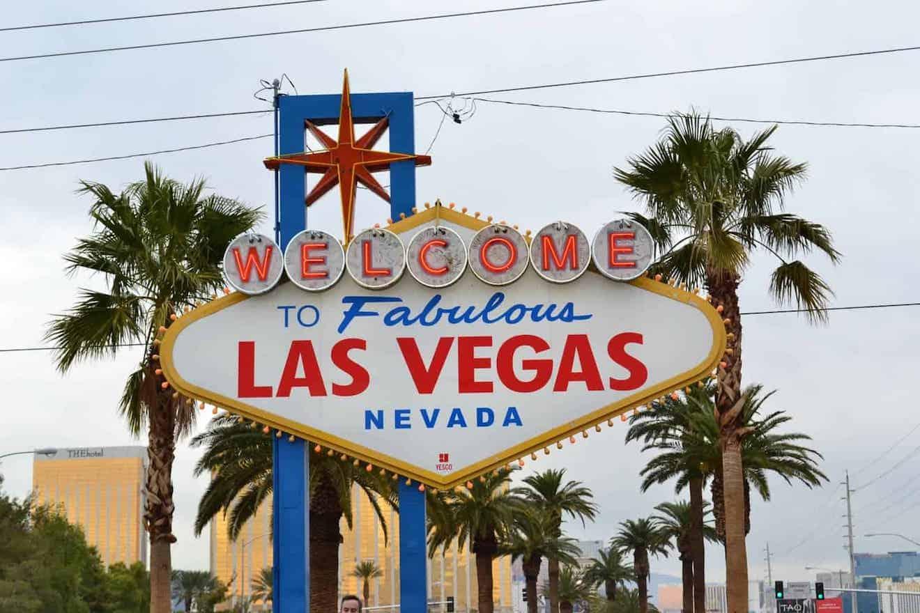 Tour Las Vegas e California