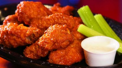 Buffalo Chicken Wings ricetta