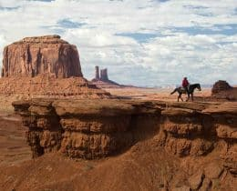 John-Ford's-Point Monument Valley