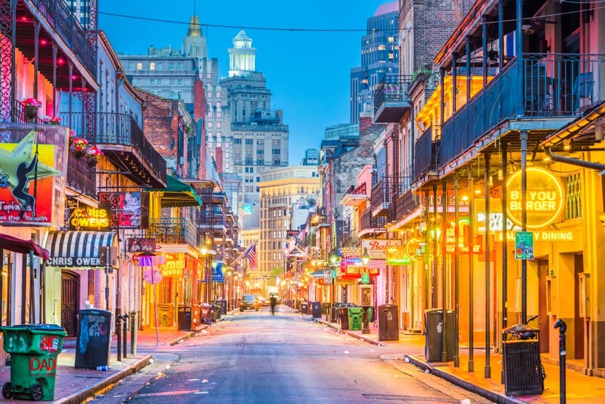 Cosa Vedere a New orleans