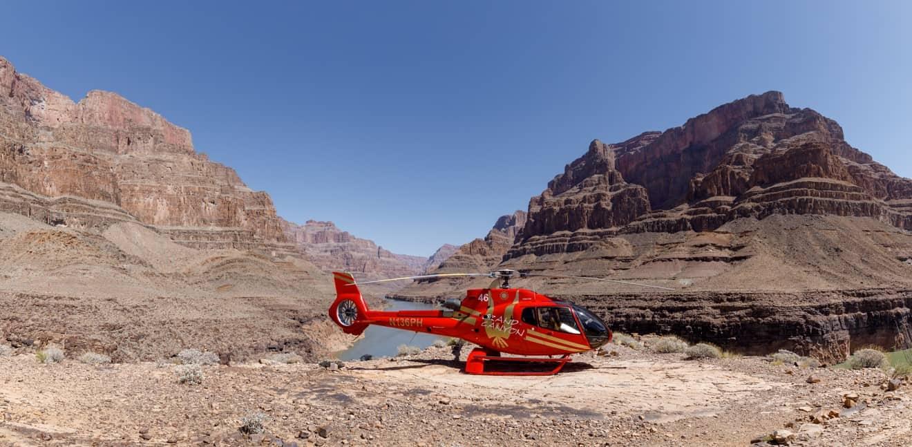 Grand Canyon tour in elicottero