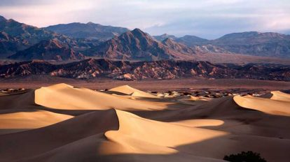 Viaggio a Death Valley
