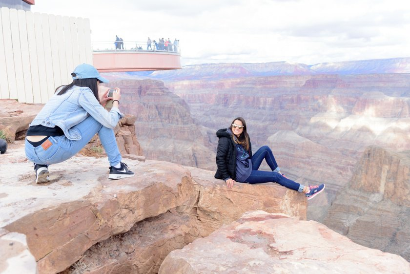 Grand Canyon Skywalk Cosa Vedere