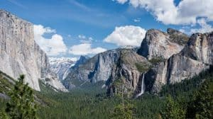 Viaggio a Yosemite National Park