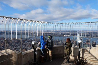 Vista Empire State Building