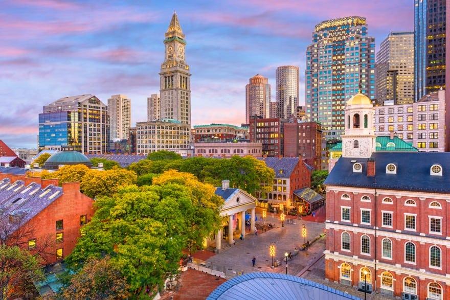 Escursione da New York a Boston