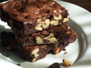brownies noci