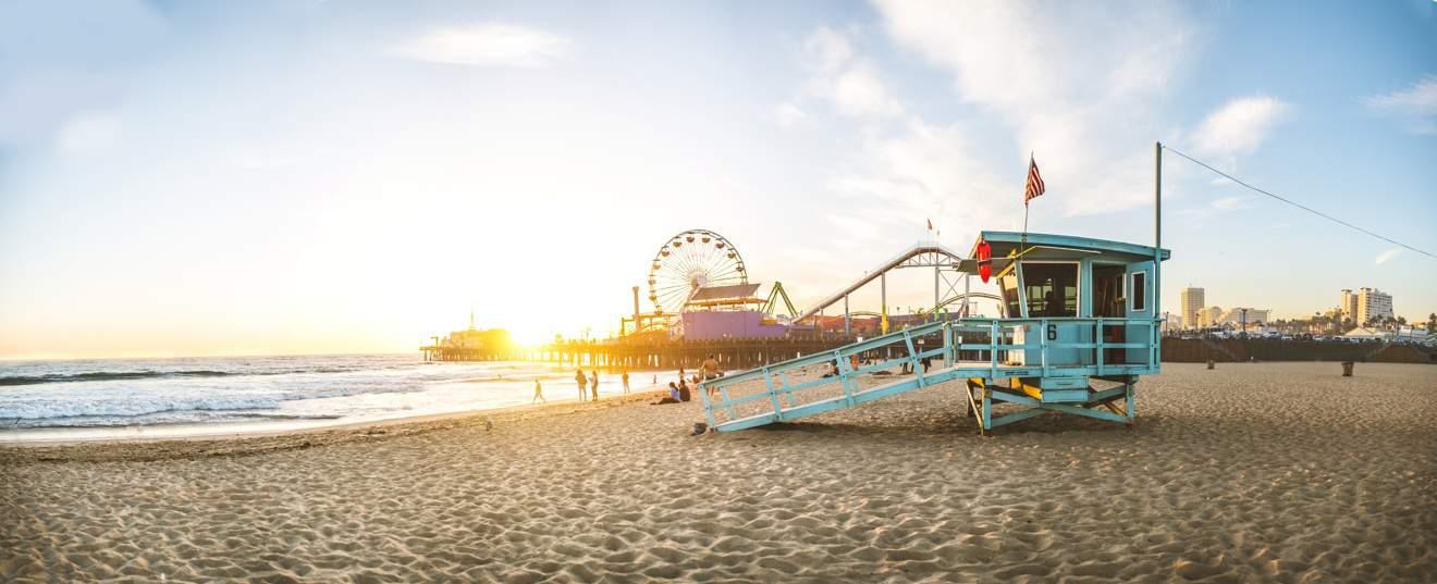 Santa Monica Cosa Vedere
