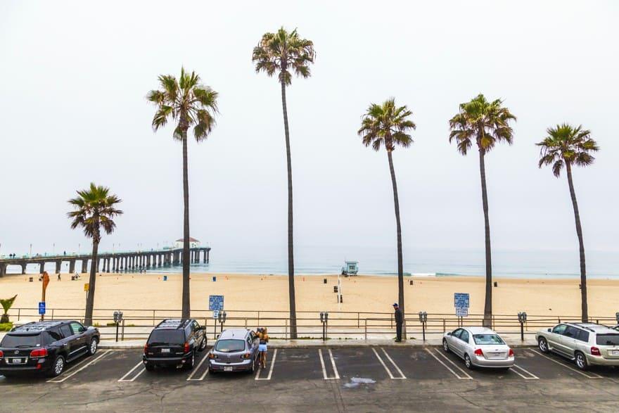 Dove parcheggiare a Los Angeles