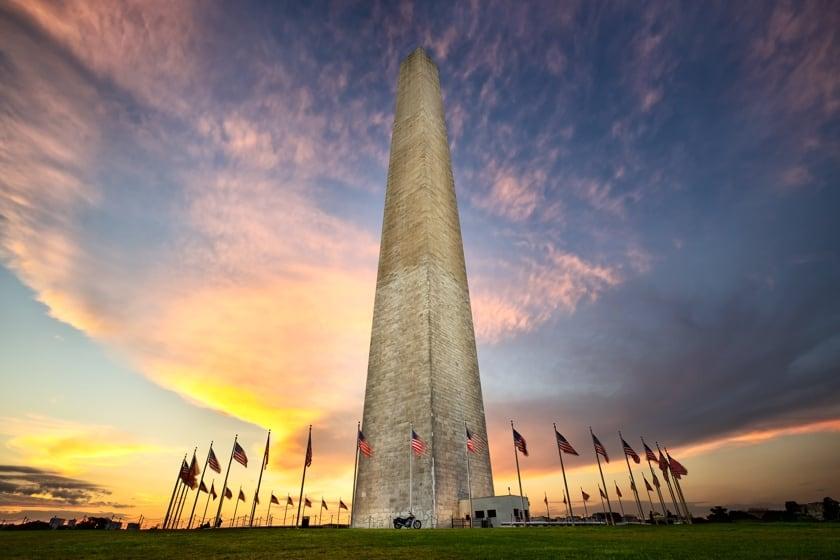 Visitare il Washington Monument