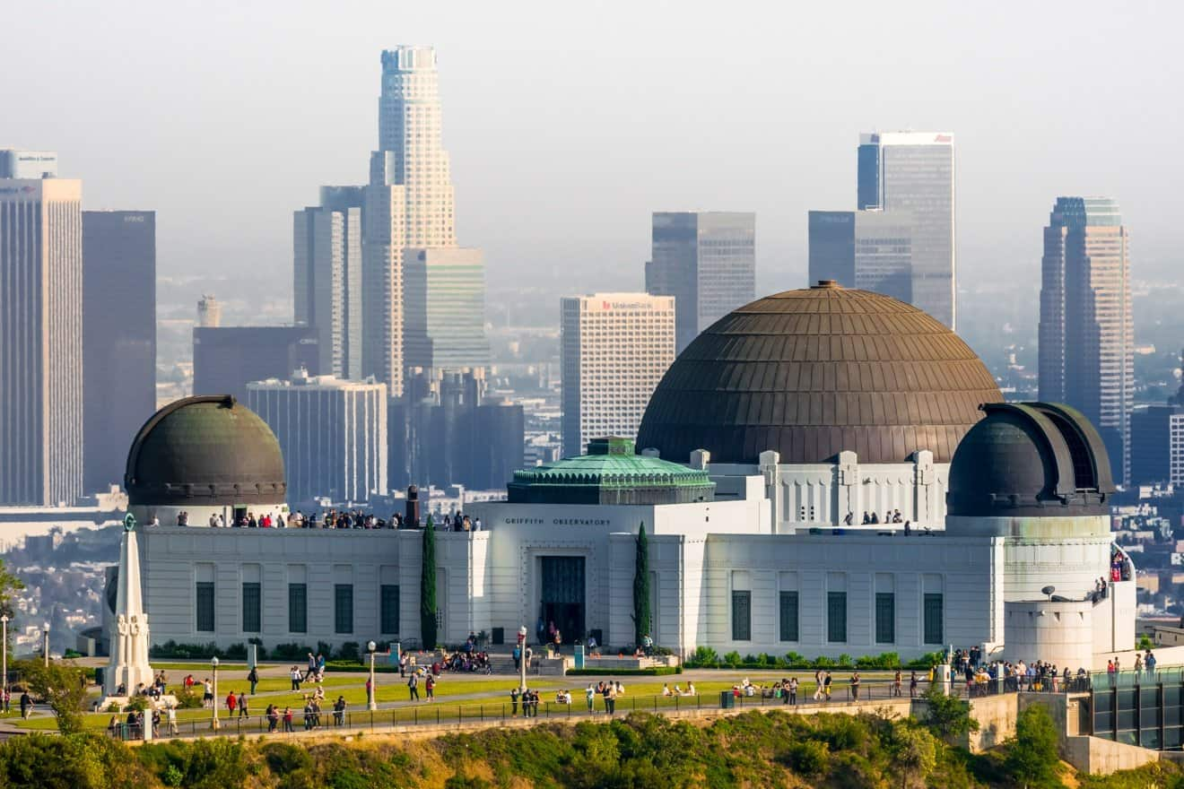 Griffith Observatory Cosa Vedere