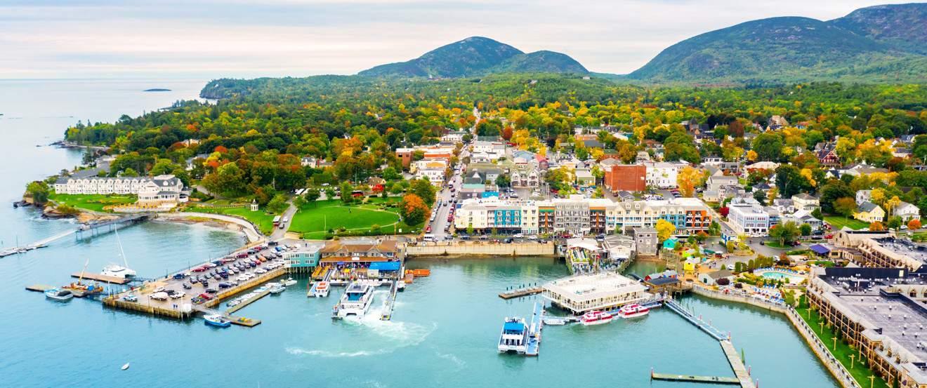 Bar Harbor Maine Cosa Vedere