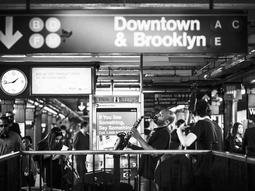 Locali Jazz a New York