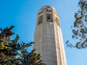 Coit Tower San Francisco cosa vedere