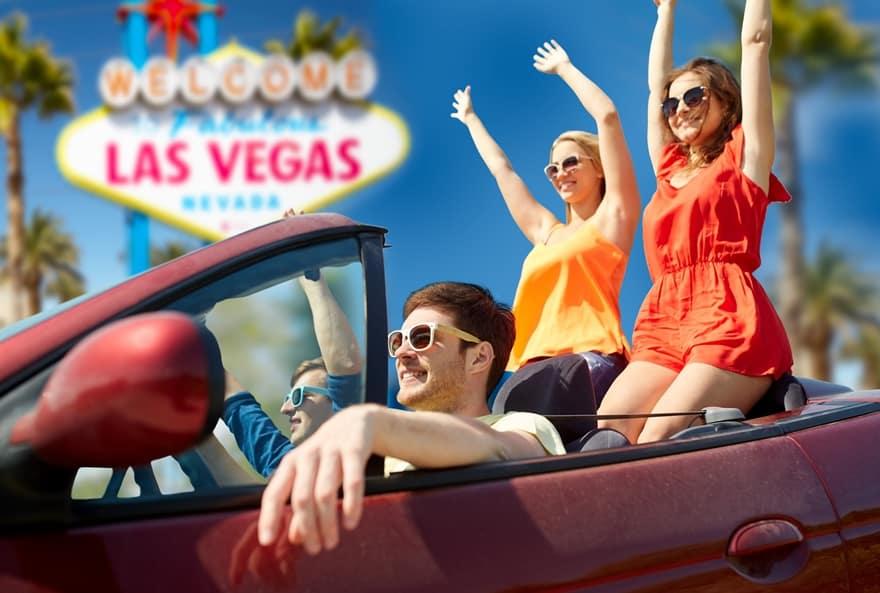 Come muoversi a Las Vegas