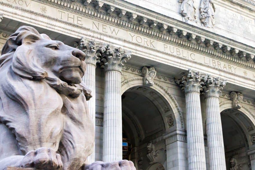 New York Public Library cosa vedere