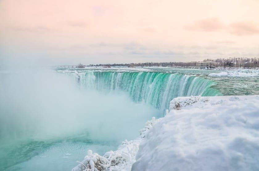 Cascate del Niagara quando andare