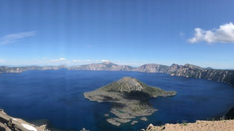 Day 7 Crater Lake
