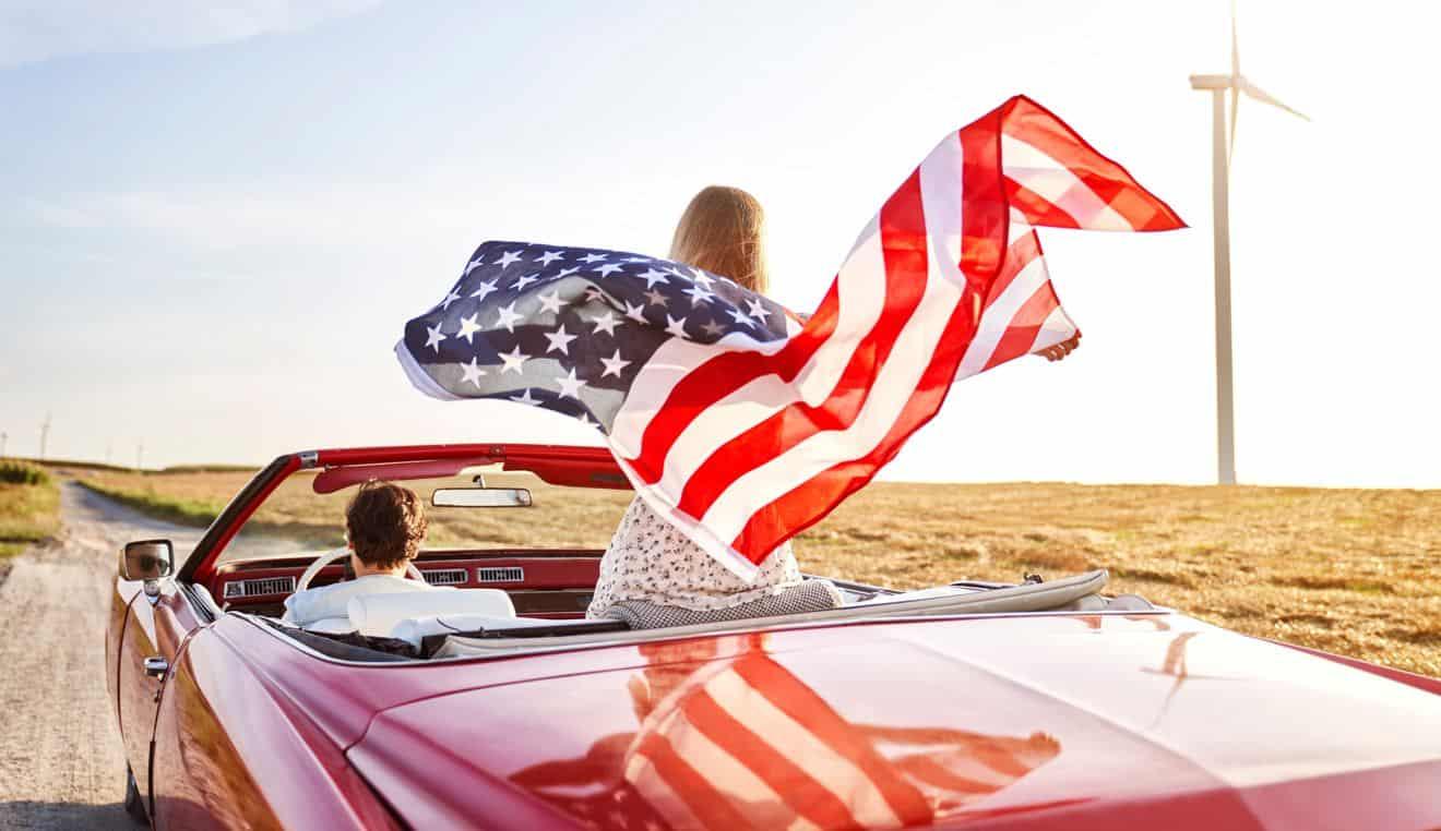 organizzare un viaggio in america